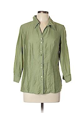 DressBarn 3/4 Sleeve Blouse Size L