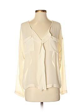 Topshop Long Sleeve Blouse Size 2