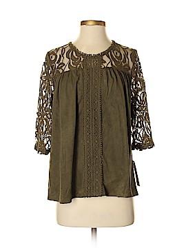 Hannah 3/4 Sleeve Top Size S
