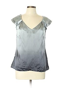 Ann Taylor Sleeveless Silk Top Size 12