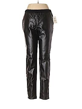 Trouve Faux Leather Pants Size M