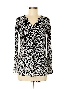 Dalia Long Sleeve Top Size S