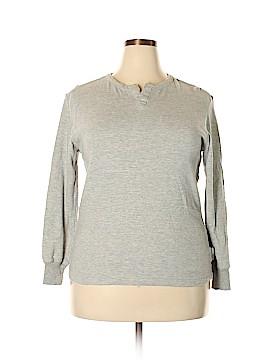 Paper Denim & Cloth Long Sleeve T-Shirt Size L