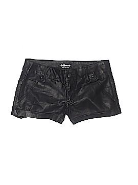 Dollhouse Faux Leather Shorts Size 5