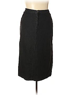 Orvis Denim Skirt Size 20 (Plus)