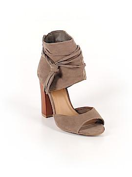 Bamboo Heels Size 7 1/2