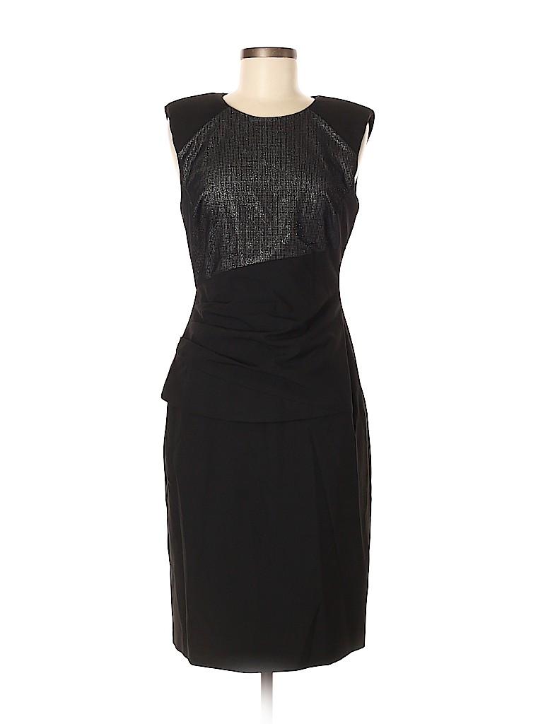 Black Halo Women Cocktail Dress Size 8