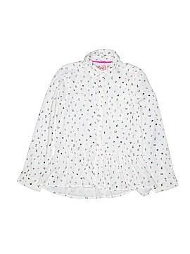 SO Long Sleeve Button-Down Shirt Size 10