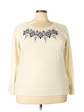Knox Rose Sweatshirt Size XXL