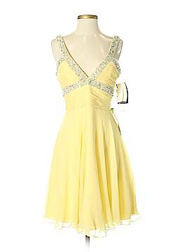 Basix Cocktail Dress Size 2