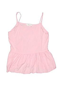 H&M Sleeveless Blouse Size 11 - 12