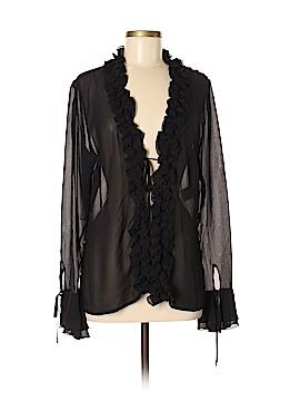 Escada Silk Cardigan Size 40 (EU)