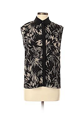 Jason Wu Sleeveless Silk Top Size 6