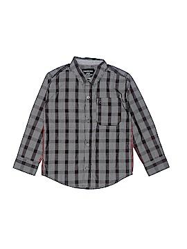 Calvin Klein Long Sleeve Top Size 7