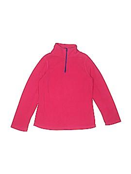 French Toast Fleece Jacket Size 7 - 8
