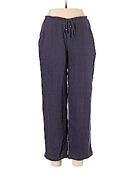 Soft Surroundings Linen Pants Size M (Petite)