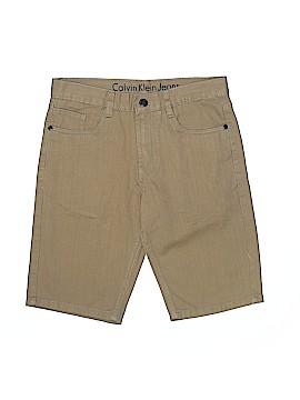 CALVIN KLEIN JEANS Denim Shorts Size 12
