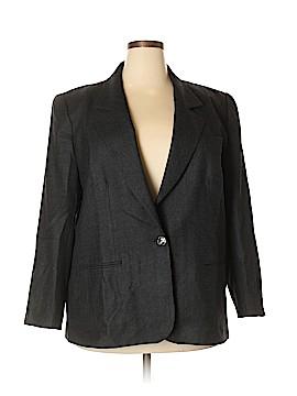 Giorgio Sant'Angelo Wool Blazer Size 20 (Plus)
