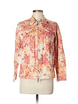 Laura Ashley Denim Jacket Size M (Petite)