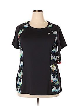 Fila Sport Active T-Shirt Size 1X (Plus)