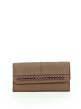 B Makowsky Leather Wallet One Size