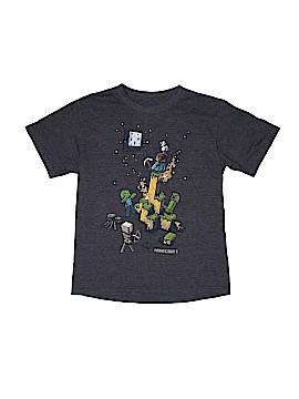 Mojang Short Sleeve T-Shirt Size 14 - 16