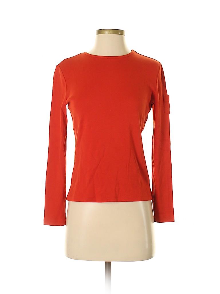 Ralph Lauren Women Long Sleeve T-Shirt Size S