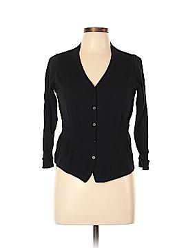 CAbi Silk Cardigan Size XL