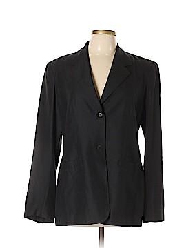 Classiques Entier Silk Blazer Size L