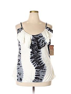 Ruff Hewn Sleeveless Top Size 3X (Plus)