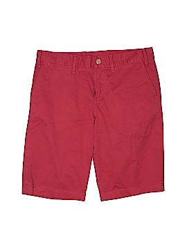 Tory Burch Khaki Shorts 27 Waist