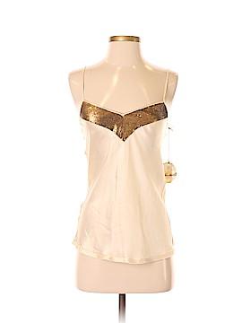 Rachel Roy Sleeveless Silk Top Size S