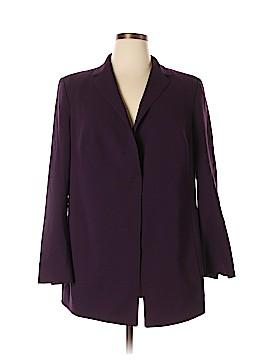 AKRIS Wool Coat Size 16