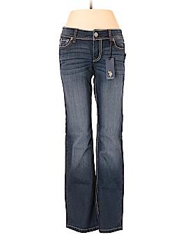 U.S. Polo Assn. Jeans Size 3 - 4 Petite (Petite)