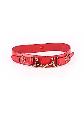 Céline Leather Belt Size XXS