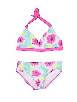 Xhilaration Two Piece Swimsuit Size 6 - 6X