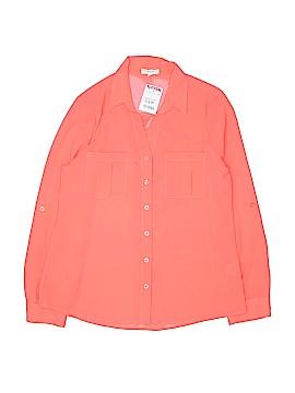 T.J. Maxx Long Sleeve Blouse Size M