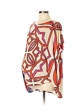 Olian Short Sleeve Blouse Size L (Maternity)