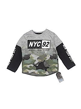 Rebel Long Sleeve T-Shirt Size 2 - 3