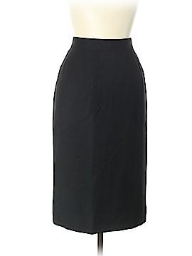 Salvatore Ferragamo Wool Skirt Size 12