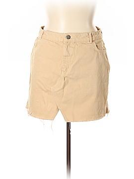 ASOS Denim Skirt Size 18 (UK)