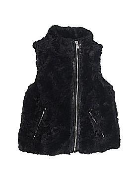 Zara Kids Faux Fur Vest Size 7 - 8