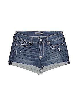 Abercrombie & Fitch Denim Shorts 25 Waist