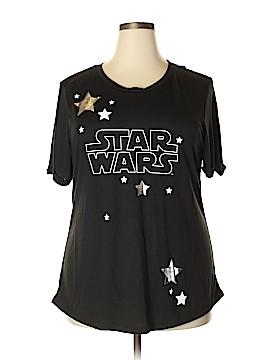 Star Wars Short Sleeve T-Shirt Size 1X (Plus)