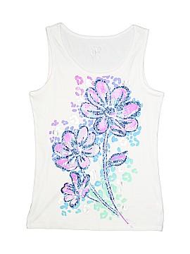 Justice Sleeveless T-Shirt Size 10