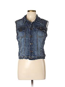 American Rag Cie Denim Vest Size L