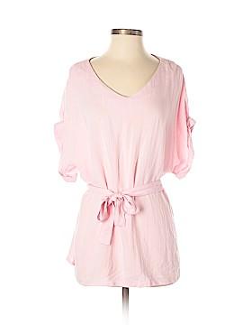 Amaryllis Short Sleeve Blouse Size M