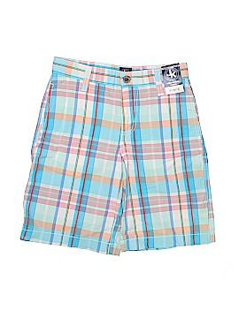 JK Kids Khaki Shorts Size 12