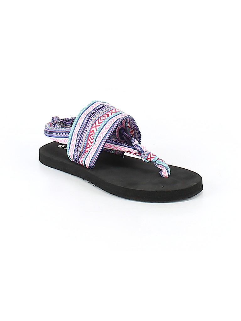 93be21af9063 Airwalk Print Blue Sandals Size 9 - 59% off