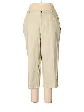 Talbots Linen Pants Size 20 (Plus)